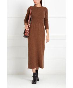 Caramel | Платье Из Шерсти И Кашемира Granite