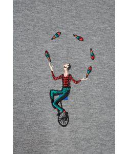 KATЯ DOBRЯKOVA   Хлопковый Свитшот Circus