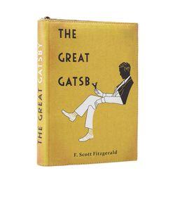 Foliant | Кожаный Клатч The Great Gatsby