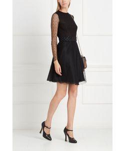NATALIA GART | Полупрозрачное Платье