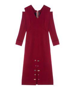 Roland Mouret | Платье С V-Образным Вырезом Duncan