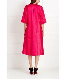 Asian Spirit | Шелковое Платье Faria