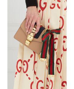 Gucci | Кожаная Сумка Sylvie