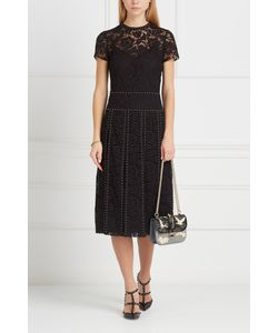 Valentino   Кружевное Платье