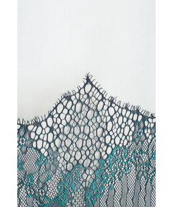 Esve | Шелковое Платье Малахит