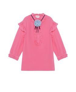 Gucci Children | Шелковое Платье