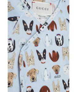 Gucci Children | Хлопковая Пижама