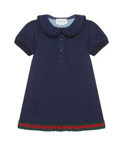 Gucci Children | Хлопковое Платье