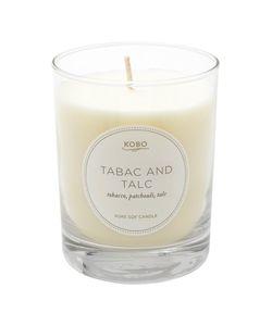 Kobo Candles | Ароматическая Свеча Tabac And Talc 312Гр.