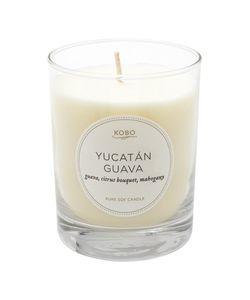 Kobo Candles | Ароматическая Свеча Yucatan Guava 312Гр.