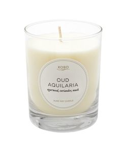 Kobo Candles | Ароматическая Свеча Oud Aquilaria 312Гр.