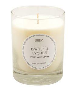 Kobo Candles | Ароматическая Свеча Danjou Lychee 312Гр.