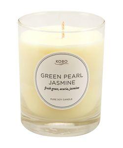 Kobo Candles | Ароматическая Свеча Pearl Jasmine 312Гр.