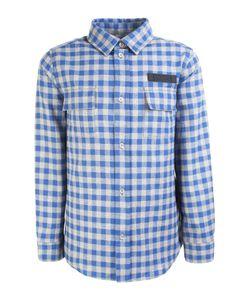 Fendi Children | Хлопковая Рубашка