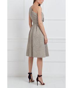 VIKTORIA IRBAIEVA | Асимметричное Платье Бутон