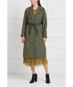 Isabel Marant Étoile | Пальто Из Хлопка И Льна Idony