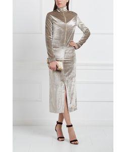 Nina Ricci | Бархатное Платье