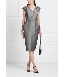 VIKTORIA IRBAIEVA | Однотонное Платье