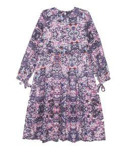 Les' | Платье Из Шелка И Хлопка