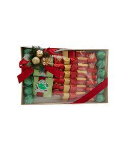 Конфаэль | Шоколадный Набор Дед Мороз С Подарками
