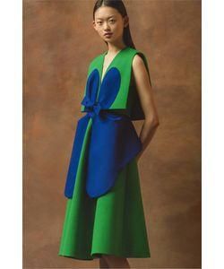 Delpozo | Хлопковое Платье