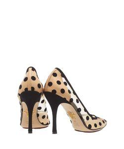 Charlotte Olympia | Кожаные Туфли Bacall