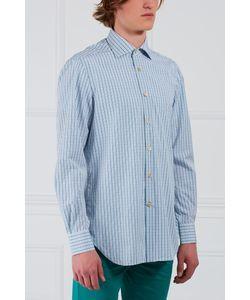 Kiton | Хлопковая Рубашка