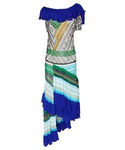 18Th Amendment   Ассимметричное Платье С Принтом