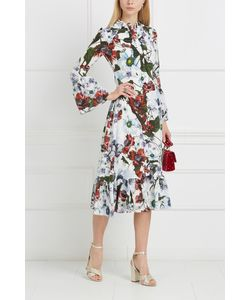 Erdem | Шелковое Платье Connie