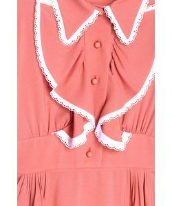 Miu Miu | Платье С Оборками
