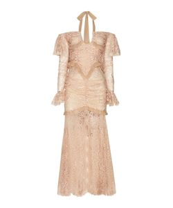 Alessandra Rich | Кружевное Платье