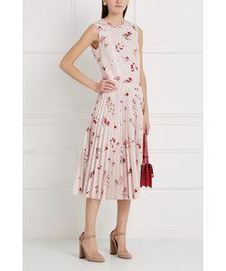Red Valentino | Платье С Принтом