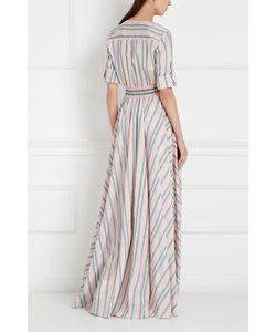 A La Russe   Шелковое Платье