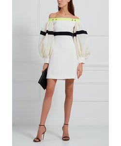 David Koma | Комбинированное Платье