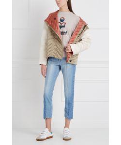 Isabel Marant | Стеганая Куртка Из Шелка