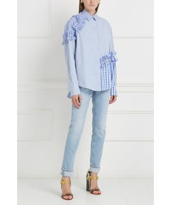 MSGM | Хлопковая Рубашка