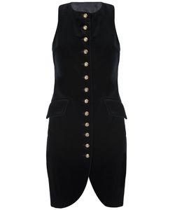 Anna Sui Vintage | Бархатное Платье 90-Е Гг.