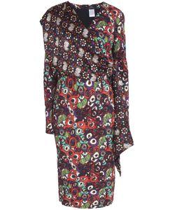 Cher Michel Klein | Платье Из Вискозы