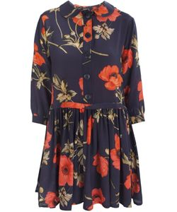House Of Hackney   Шелковое Платье