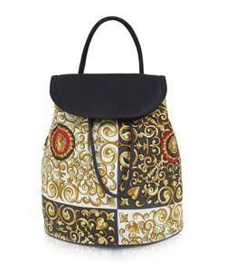 Gianni Versace Vintage | Рюкзак Из Хлопка 80-Е