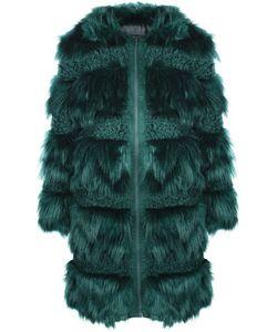Anna Sui Vintage | Шуба Из Искусственного Меха