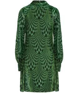 Anna Sui Vintage | Бархатное Платье