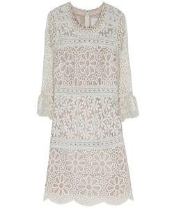 Anna Sui Vintage | Платье Из Искусственного Шелка