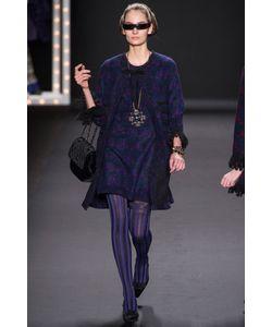 Anna Sui Vintage | Шерстяное Платье
