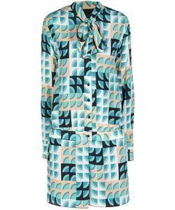Anna Sui Vintage | Шелковое Платье