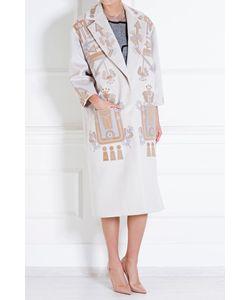 Holly Fulton | Шерстяное Пальто
