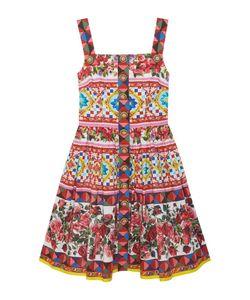 Dolce & Gabbana | Хлопковое Платье