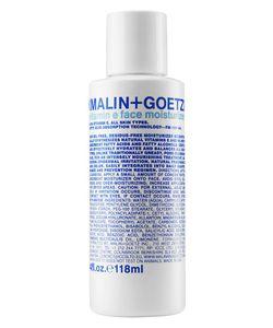 Malin+Goetz | Увлажняющий Крем Для Лица Vitamin E Face Moisturizer 118ml