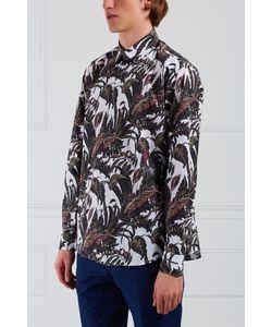Salvatore Ferragamo | Хлопковая Рубашка