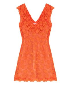 Miu Miu | Хлопковое Платье